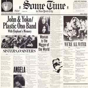 John & Yoko / Plastic Ono Band With Elephants Memory And Invisible Strings - Some Time In New York City herunterladen