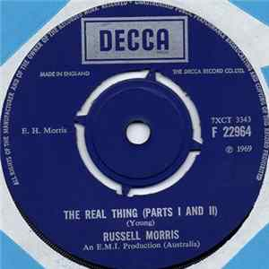 Russell Morris - The Real Thing (Parts I And II) herunterladen